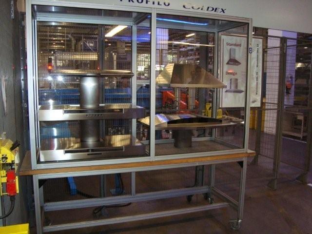 Neff fabriek te bretten snaidero concept store for Küchen einbauger te neff