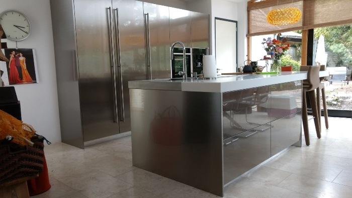 Keukeneiland T Opstelling : Project snaidero kitchen in zeist holland snaidero